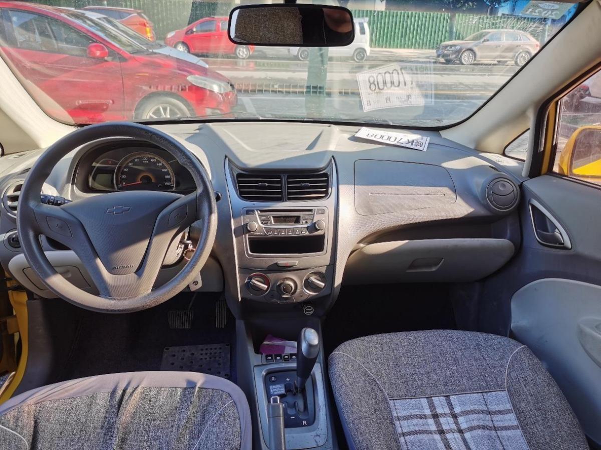 雪佛兰 赛欧  2010款 两厢 1.4L AMT优逸版图片