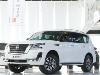 日产 途乐 2020款 Y62 4.0L XE(中东)