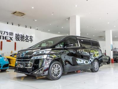2019年8月 丰田 威尔法(进口) 双擎 2.5L HV尊贵版图片