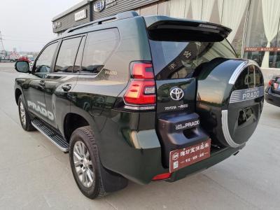丰田 普拉多  2019款 3.5L 自动TX-L尊享版后挂备胎图片