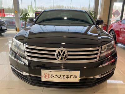 2014年1月 大众 辉腾(进口) 3.0L 商务型图片