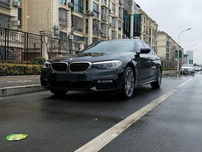 2018年11月 宝马 宝马5系 改款 530Li 领先型 豪华套装图片