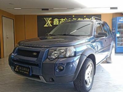 路虎 神行者  2004款 2.5 V6