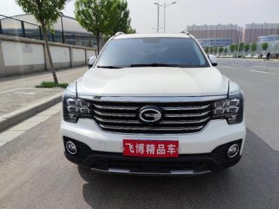廣汽傳祺 GS7  2017款 320T 兩驅豪華智聯型圖片