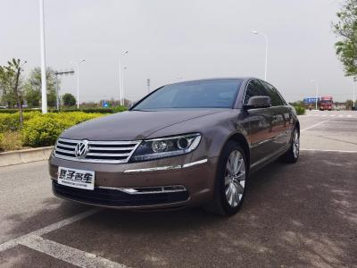 2013年7月 大众 辉腾(进口) 3.6L V6 4座加长Individual版图片