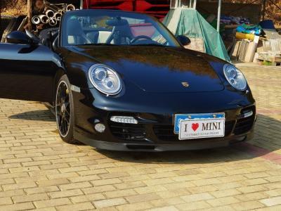 保时捷 911  2010款 Turbo Cabriolet 3.8T图片