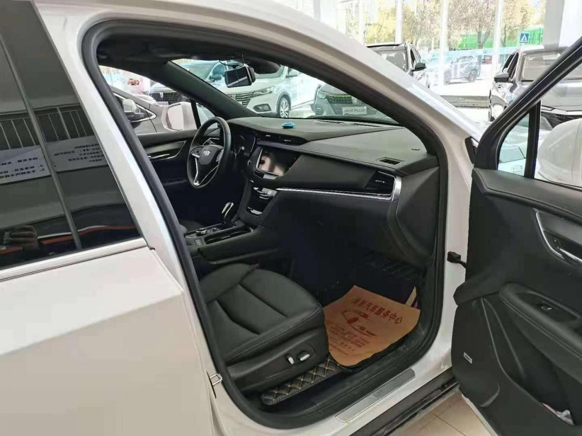 凯迪拉克 XT6  2020款 28T 七座风尚型图片