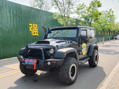 Jeep 牧马人(进口) 3.6L Rubicon 两门版图片
