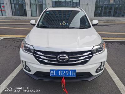 广汽传祺 GS4  2018款 235T 自动两驱精英版