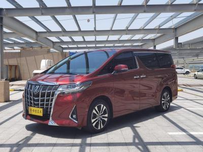 2018年10月 丰田 埃尔法(进口) 改款 3.5L 豪华版图片