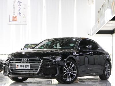 奥迪A6L 2020款 40 TFSI 豪华动感型 国VI图片