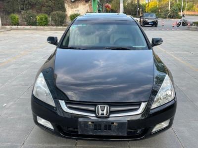 本田 雅阁  2005款 3.0L V6