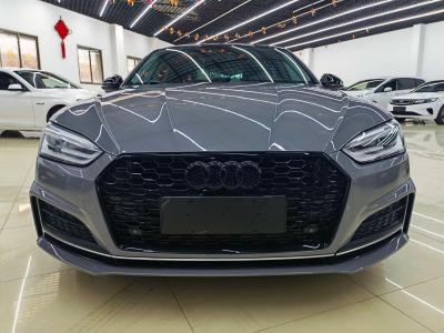 2017年9月 奥迪 奥迪A5  Sportback 40 TFSI 时尚型图片