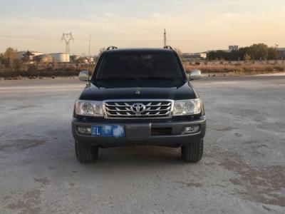 中东版陆巡4500EFi   油田一手   全车原漆  双油  双备  双锁图片