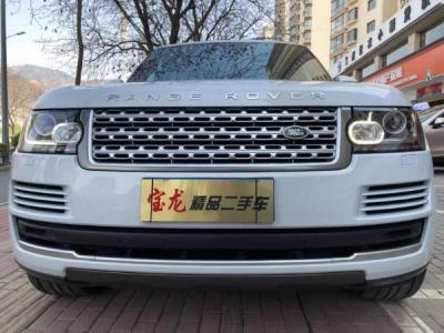 路虎 揽胜行政版  3.0T SC Vogue 汽油型图片