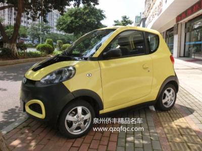 知豆 D1  2015款 D1纯电动轿车