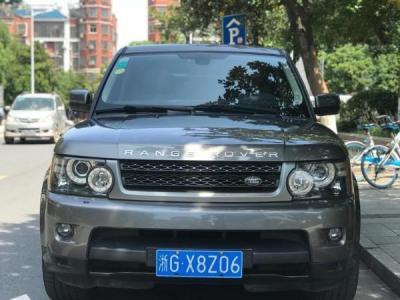 2010年1月 路虎 揽胜运动版 3.0T 运动版 SE柴油型