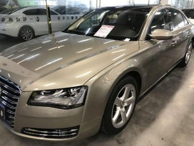 2011款 奥迪A8L(进口) 3.0 TFSI quattro 豪华型(213KW)图片