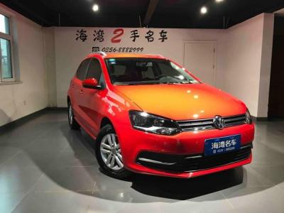 大众 POLO  CROSS 1.4L AT图片