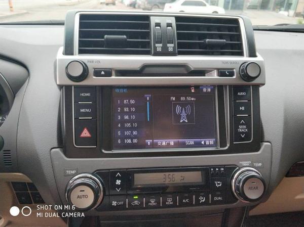 丰田 普拉多  2.7L 自动档 豪华版图片