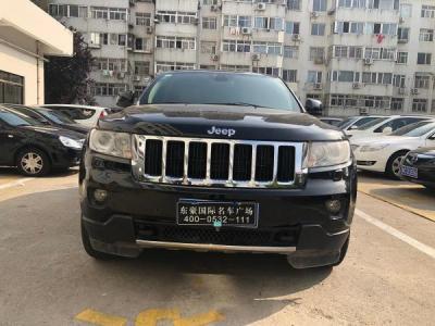Jeep大切诺基&nbsp3.6L 豪华导航版