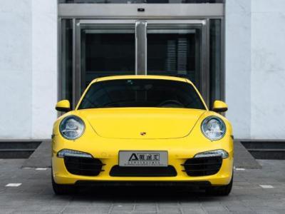 保时捷 911  Carrera 3.4L图片