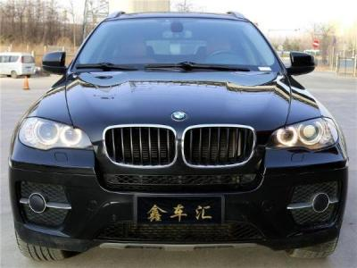 宝马 宝马X6 2012款 X6 xDrive35i 3.0T图片