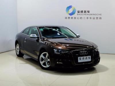 2012年10月 奥迪 奥迪A5 A5 2.0TFSI Coupe图片