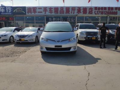丰田 普瑞维亚  2.4L CVT 豪华型