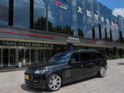 路虎 揽胜行政版  3.0T SC Vogue SE 创世加长版 汽油型图片