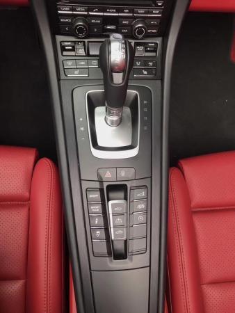 保时捷 911  Carrera GTS Cabriolet 3.8L图片