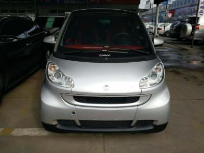Smart Fortwo  Coupe 1.0 哑光灰限量版图片