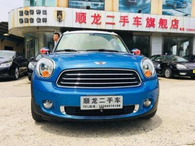 2011年10月 MINI Countryman Cooper 1.6图片