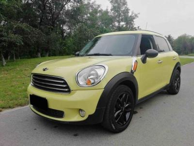 2012年5月 MINI Countryman 1.6L Fun图片