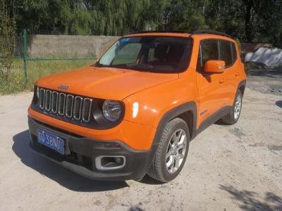 Jeep 自由侠  180T DCT高能版图片