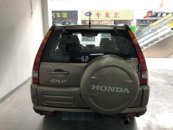 本田 2004款 本田CR-V 2.0L 自动 经典图片