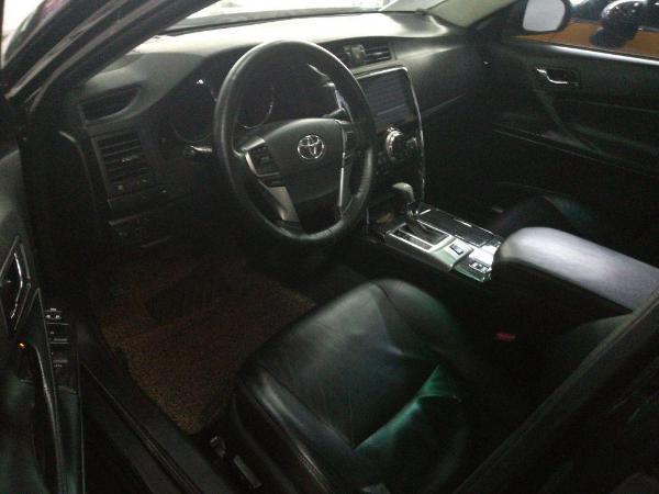 丰田 2010款 锐志 2.5V 风度菁英版图片