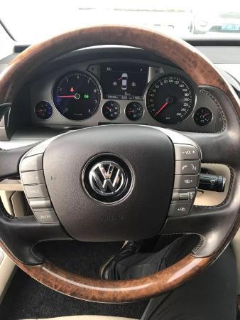 大众 辉腾  3.6 V6 5座加长舒适版图片