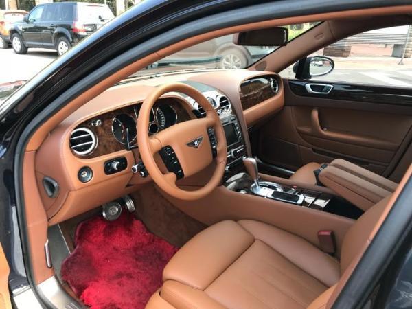 宾利 飞驰  W12 6.0T Speed China图片