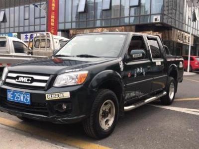 江铃 宝典  2.8T 四驱柴油豪华时尚版