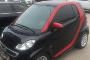 Smart Fortwo 2015款 Coupe 1.0 MHD 新年特别版 1