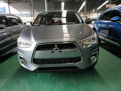 2013年11月 三菱 劲炫 2.0 两驱豪华型