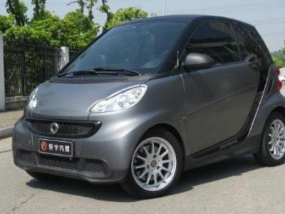 Smart Fortwo 2012款 Coupe 1.0 MHD 标准版图片