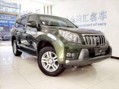 2011年7月 丰田 普拉多  4000 VX图片