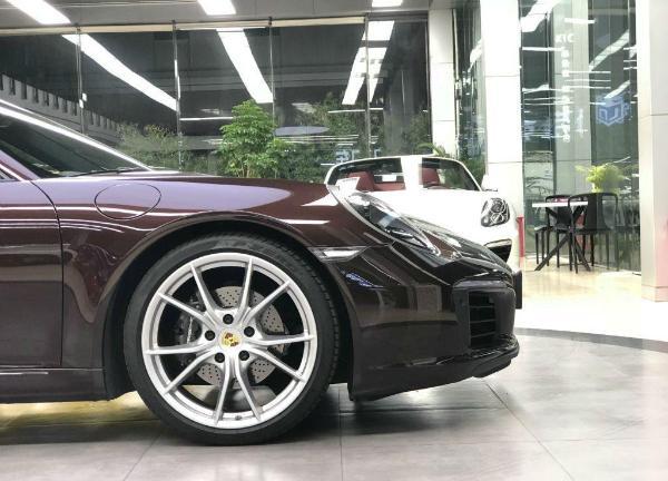 【上海】2017年3月 保时捷 911 carrera 3.0t 自动档