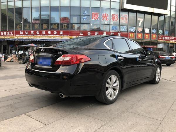 英菲尼迪 M  2011款 M25 豪华型图片