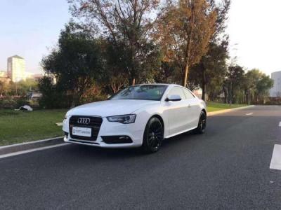 2014年7月 奥迪 奥迪A5 A5 2.0TFSI Coupe图片