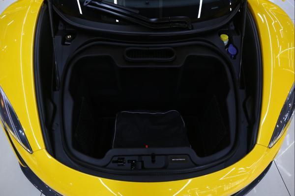 迈凯伦 650S  3.8T 硬顶敞篷 双涡轮增压图片