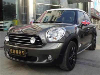 2012年7月 MINI Countryman S 1.6T 两驱图片