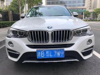2016年7月 宝马 宝马X4 X4 2.0T M运动型图片